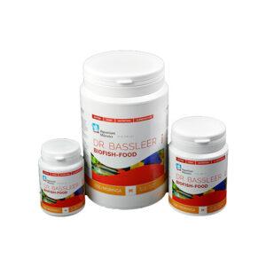 DR. BASSLEER BIOFISH FOOD GSE_MORINGA
