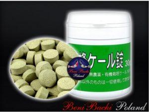 Hrana creveti Benibachi Kale Tablets 3