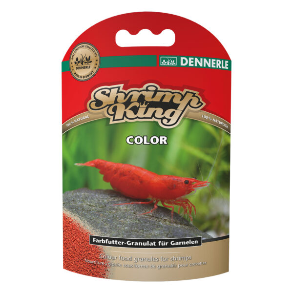 Hrana pentru creveti Dennerle Shrimp King Colour