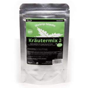 Hrana pentru creveti GlasGarten – Shrimp Snacks Herbal mix 2