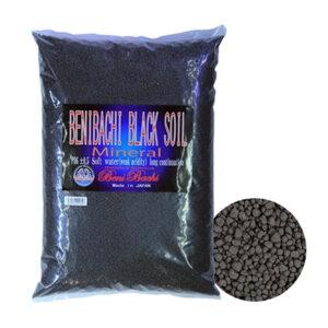 Sol activ pentru creveti BENIBACHI MINERAL BLACK SOIL 5kg