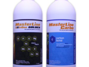 Set MasterLine All In One Golden Si Carbo 1L