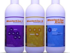Set MasterLine I, II si Carbo 0.5L