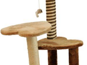 Ansamblu joaca pentru pisici Kities 48x48x76.5cm