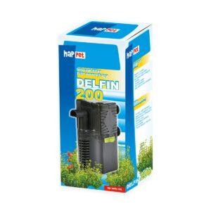 Filtru intern pentru acvariu DELFIN 200