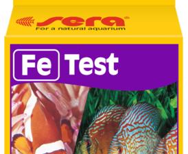 Test fier din apa Sera Fe Test 15ml