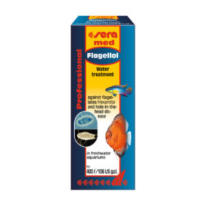 Tratament pentru pesti Sera Flagellol 10ml
