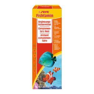 Vitamine Sera Fishtamin 100ml