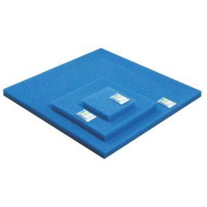 Burete filtrant cu porozitate medie 25x25x5cm 30ppi