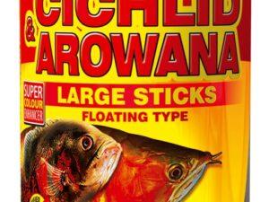 Hrana ciclide Tropical Cichlid&Arowana Large Sticks 1000ml