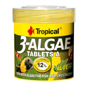 Hrana pesti Tropical 3-Algae Tablets A