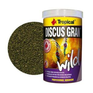 Hrana pesti acvariu Tropical Discus Gran Wild
