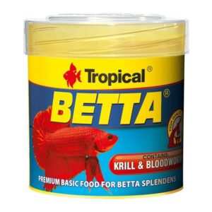 Hrana pesti acvariu Tropical Betta 50ml