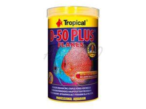 Hrana pesti acvariu Tropical D-50 Plus 250ml
