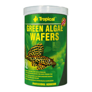 Hrana pesti acvariu Tropical Green Algae Wafers