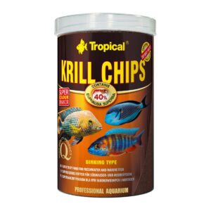 Hrana pesti acvariu Tropical Krill Chips