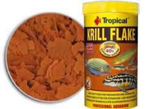 Hrana pesti acvariu Tropical Krill Flake