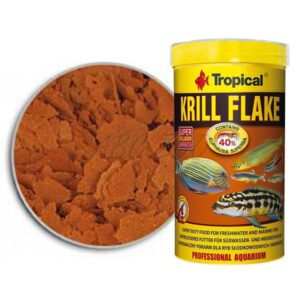 Hrana pesti acvariu Tropical Krill Flake
