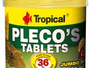 Hrana pesti acvariu Tropical Pleco´s Tablets