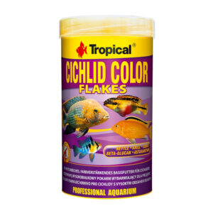 Tropical Cichlid Color Flakes 250ml