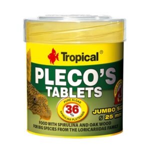 Tropical Pleco´s Tablets 50ml