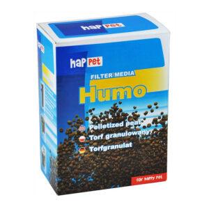 Turba HUMO filtrare acvariu 500g