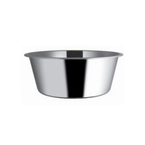 Castron hranire metalic 25cm 2,60l MM11