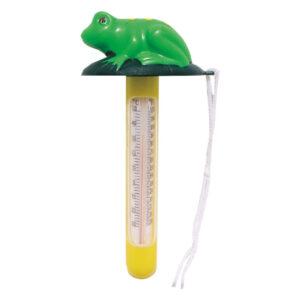 Termometru pentru iaz broscuta plutitoare O003