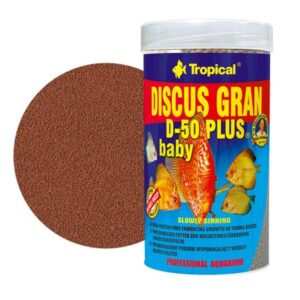 Hrana Tropical Discus Gran D-50 Plus Baby 100ml