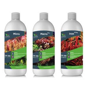 Fertilizare completa macro pro-micro-fier Plant Serum lichid 1000ml