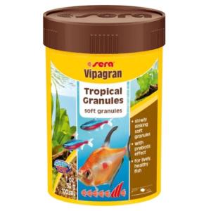 Hrana Granulata pentru Pesti Sera Vipagran 100 ml